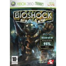 Bioshock Xbox One Kompatibilis Xbox 360 (használt)