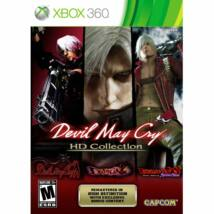 Devil May Cry HD Collection Xbox 360 (használt)