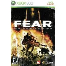 F.E.A.R. First Encounter Assault Recon Xbox 360 (használt)