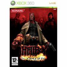 Hellboy: The Science of Evil Xbox 360 (használt)