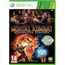 Mortal Kombat (Komplete Edition) Xbox 360 (használt)