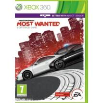 Need for Speed Most Wanted 2012 Xbox 360 (használt)