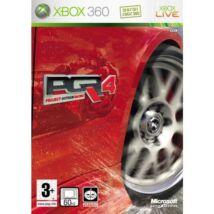 PGR4 Project Gotham Racing 4 Xbox 360 (használt)