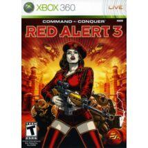 Command & Conquer Red Alert 3 Xbox 360 (használt)
