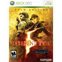 Resident Evil 5 Gold Edition Xbox 360 (használt)