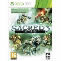 Sacred 3 (First Edition) Xbox 360 (használt)