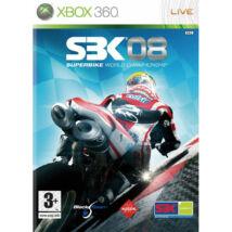 SBK 08 Superbike World Championship Xbox 360 (használt)