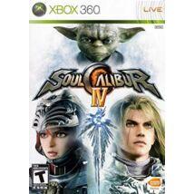SoulCalibur IV Xbox 360 (használt)