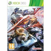 SoulCalibur V Xbox 360 (használt)