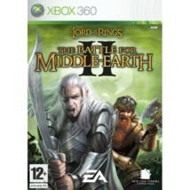 The Lord of the Rings Battle for Middle-Earth II Xbox 360 (használt)