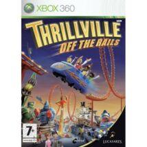 Thrillville Off the Rails Xbox 360 (használt)