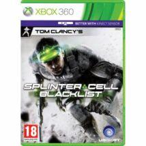 Tom Clancy's Splinter Cell Blacklist Xbox 360 (használt)