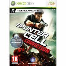 Tom Clancy's Splinter Cell Conviction Xbox One Kompatibilis Xbox 360 (használt)