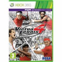 Virtua Tennis 4 Xbox 360 (használt)