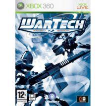 WarTech: Senko No Ronde Xbox 360 (használt)