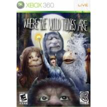 Where the Wild Things Are Xbox 360(használt)