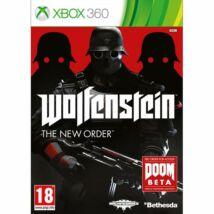 Wolfenstein The New Order Xbox 360 (használt)