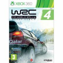 WRC 4 FIA World Rally Championship 4 Xbox 360 (használt)