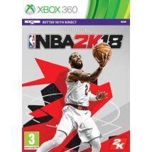 NBA 2k18 Xbox 360 (használt)