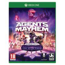 Agents Mayhem Xbox One (használt)