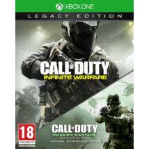 Call of Duty Infinite Warfare Legacy Edition Xbox One (használt)