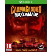 Carmageddon Max Damage Xbox One (használt)