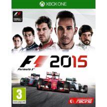 F1 2015 Xbox One (használt)