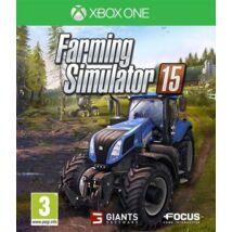 Farming Simulator 15 Xbox One (használt)