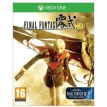 Final Fantasy Type-0 HD Xbox One (használt)