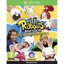 Kinect Rabbids Invasion Xbox One (használt)