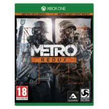 Metro Redux Xbox One (használt)