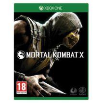 Mortal Kombat X Xbox One fémdobozos (használt)