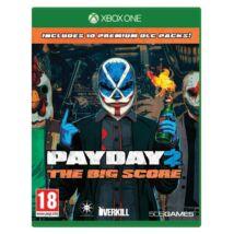 PayDay 2: The Big Score Xbox One (használt)