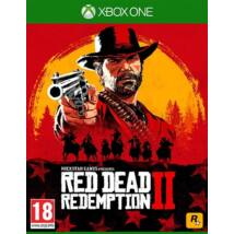 Red Dead Redemption II (2) Xbox One (használt)