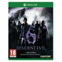 Resident Evil 6 Xbox One (használt)