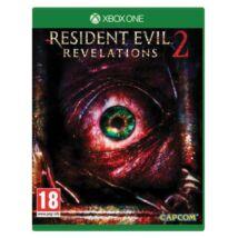 Resident Evil Revelations 2 Xbox One (használt)