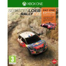 Sébastien Loeb Rally Evo Xbox One (használt)