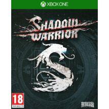 Shadow Warrior Xbox One (használt)