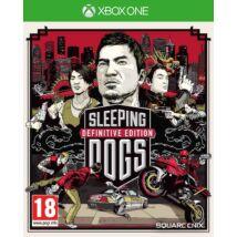 Sleeping Dogs Definitive Edition Xbox One (használt)
