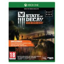 State of Decay Year-One Survival Edition Xbox One (használt)