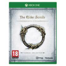 The Elder Scrolls Online Tamriel Unlimited Xbox One (használt)