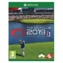 The Golf Club 2019 Featuring PGA Tour Xbox One (használt)
