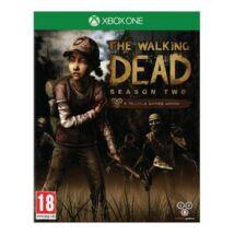 The Walking Dead Season Two A Telltale Games Series Xbox One (használt)