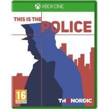 This is the Police Xbox One (használt)