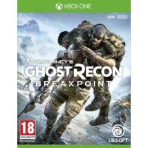 Tom Clancy's Ghost Recon Breakpoint Xbox One (használt)