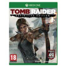 Tomb Raider (Definitive Edition) Xbox One (használt)