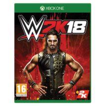 WWE 2K18 Xbox One (használt)