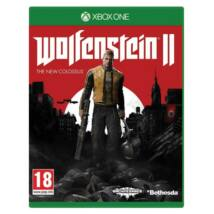 Wolfenstein 2 The New Colossus Xbox One (használt)