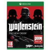 Wolfenstein The New Order Xbox One (használt)
