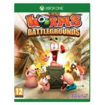 Worms Battlegrounds Xbox One (használt)